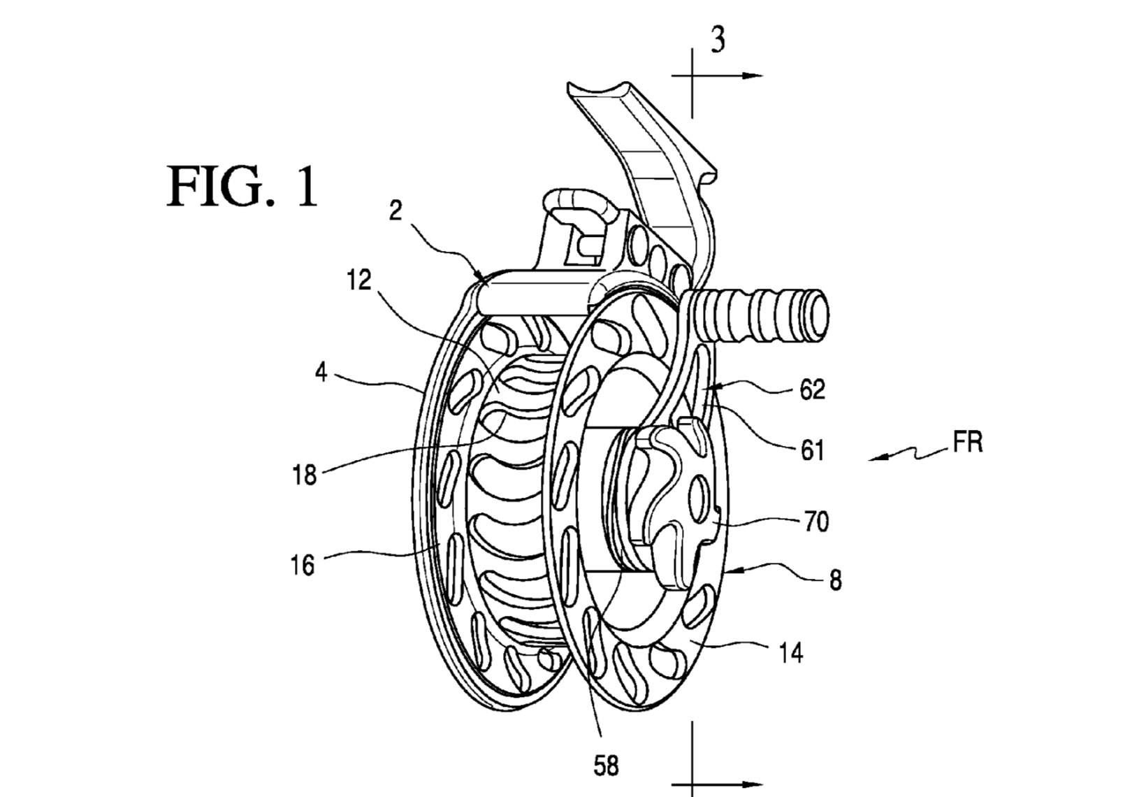 IRT Reels Fly Reel Handle Drag System Patent