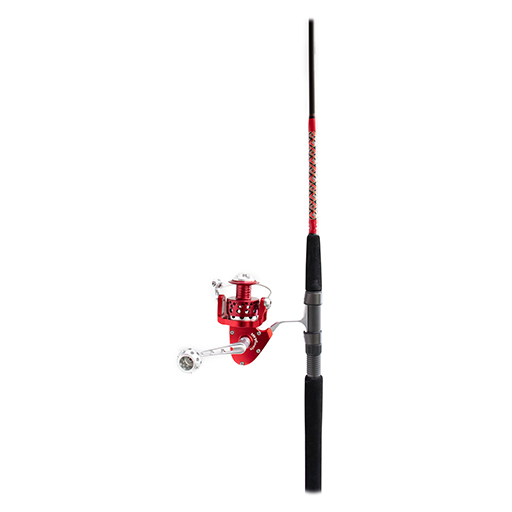 7' Tog Spin Rod (red)
